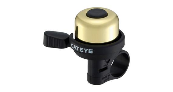 CatEye OH 1000 Fahrradklingel gold